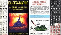 Shockwave (1st Printing)
