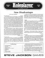 """#8 """"New Disadvantages, The Television Series Campaign"""""""
