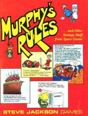 Murphy's Rules (1st Edition)