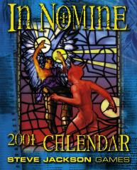 2001 Calendar