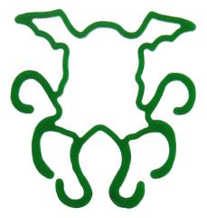 Cthulhu Bandz - Green