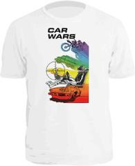 Car Wars Classic T-Shirt (No Slogan) (S)