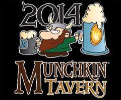Munchkin Tavern 2014 T-Shirt (S)