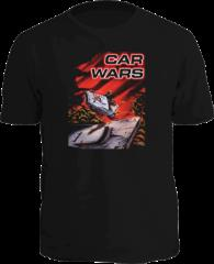 Car Wars Murdercycle T-Shirt (2XL)