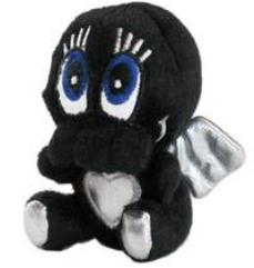 Mini-Chibithulhu Plush - Black