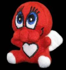 Mini-Chibithulhu Plush - Red