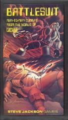 Battlesuit - Ogre Man-to-Man Combat