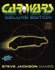 Car Wars (Deluxe, Revised Edition, 2nd Printing)