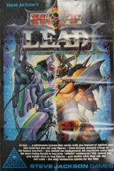 Hot Lead Advertisement Poster