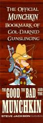 Official Munchkin Bookmark of Gol-Darned Gunslinging, The