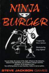 Ninja Burger (1st Edition)