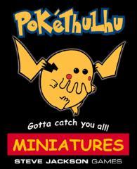 Pokethulhu Miniatures