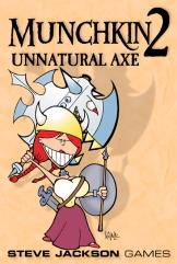 Munchkin 2 - Unnatural Axe (1st Edition)