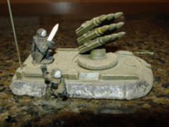 GEV Missile Tank