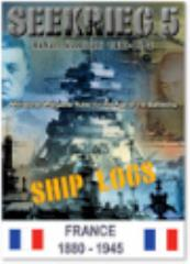 Ship Logs Software - France 1880-1945