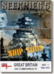 Ship Logs Software  - Great Britain 1880-1919