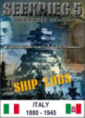 Ship Logs Software - Italy 1880-1945