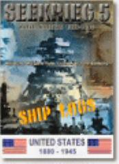 Ship Logs Software - United States 1880-1945