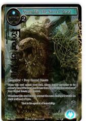 Xuan Wu, the Sacred Beast (R) (Foil)