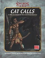 Swords of Kos - Cat Calls