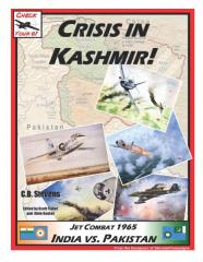 Crisis in Kashmir! - India vs. Pakistan, Jet Combat 1965