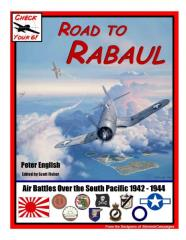 Road to Rabaul - Air Battles Over the South Pacific 1942 - 1944