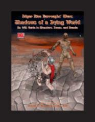 Edgar Rice Burrough's Wars - Shadows of a Dying World