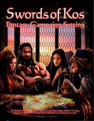 Swords of Kos Campaign Setting