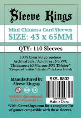 43x65mm - Mini Chimera Card Sleeves (110)