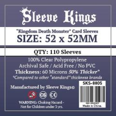 52x52mm - Kingdom Death Monster Card Sleeves (110)