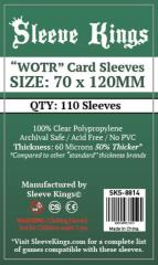 70x120mm - WOTR Card Sleeves (110)