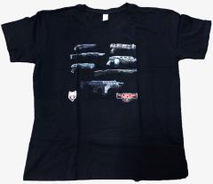 SLA Industries - Cannibal Sector Guns (XXL)