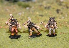 Bear Clan w/Axes