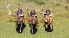 Bear Clan Cavalary on Horses