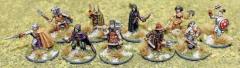 Half-Orc Adventurers