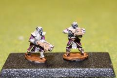 Dark Elf Heavy Crossbows