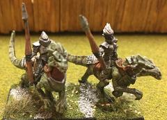 Dark Elf Cavalry w/Lances