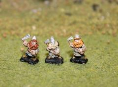 Dwarf 2-Handed Axe Unit