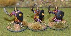Men of the East w/Swords