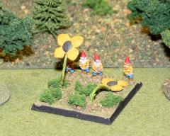 Gnome Flowerpults