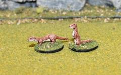 Giant Weasels