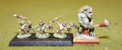 Boglings & Bog Monster