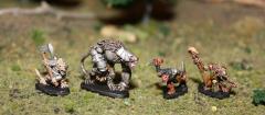 Ratmen Personalities