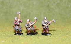Viking Huscarles w/Two-Handed Axes
