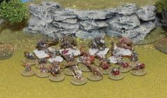 Ratmen Warband