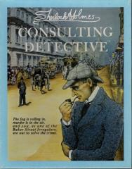 Vol. 1 - Sherlock Holmes - Consulting Detective