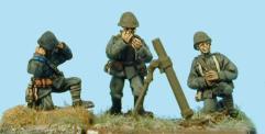 81mm Mortar w/Crew