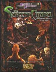 Serpent Amphora Cycle #3 - The Serpent Citadel