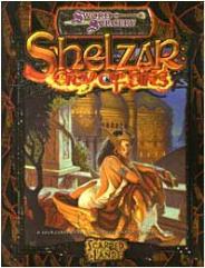 Shelzar - City of Sins