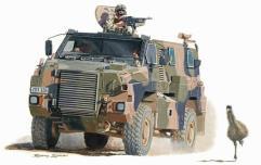 Bushmaster Protected Mobility Vehicle - Royal Australia
